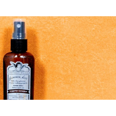Tattered Angels - Glimmer Mist Spray - Limited Edition - 2 Ounce Bottle - Sugar Maple, CLEARANCE