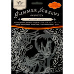Tattered Angels - Halloween Collection - Glimmer Screen - Misting Tools - Halloween Hauntings