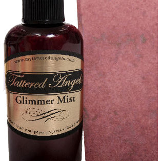 Tattered Angels - Glimmer Mist Spray - 2 Ounce Bottle - Wild Currant, CLEARANCE
