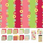 Three Bugs In a Rug - Caboodle Collection Kit - Blossom Collection