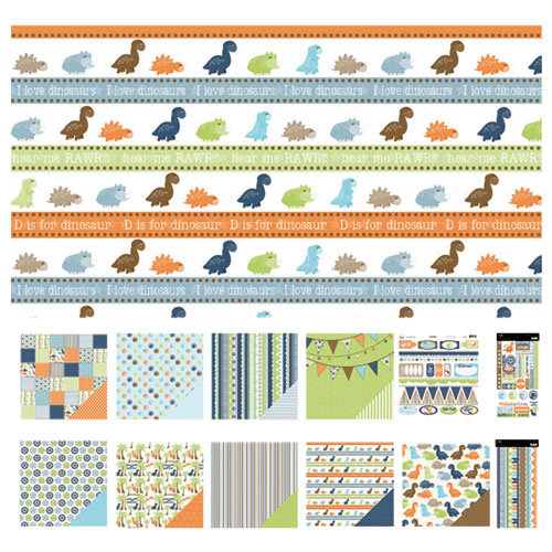 Three Bugs In a Rug - Dawson Collection - Caboodle Kit