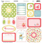 Three Bugs In a Rug - Savannah Collection - Die Cut Shapes - Tags, CLEARANCE