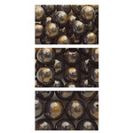 The Beadery - Selections Collection - Jewelry Bead Ensemble - Pearls - Bronze Shimmer