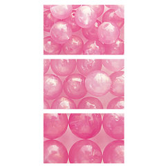 The Beadery - Selections Collection - Jewelry Bead Ensemble - Pearls - Pink Shimmer 2