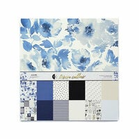 Teresa Collins - Azure Paperie Collection - 12 x 12 Collection Pack