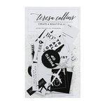 Teresa Collins - JetSetter Collection - Ephemera Pack