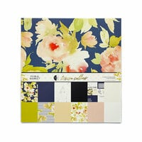 Teresa Collins - Floral Market Collection - 12 x 12 Collection Pack