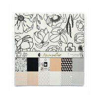 Teresa Collins - Mon Cheri Collection - 12 x 12 Collection Pack