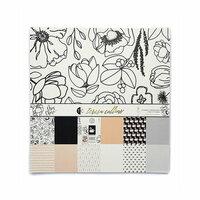 Teresa Collins - Mon Cheri Collection - 12 x 12 Collection Pack