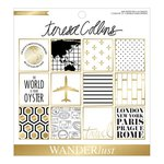 Teresa Collins - Wanderlust Collection - 6 x 6 Paper Pad
