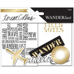 Teresa Collins - Wanderlust Collection - Ephemera