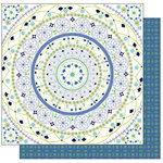 TaDa Creative Studios - Whirly Gig Collection - 12 x 12 Double Sided Paper - Kennebunkport