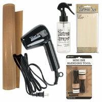 Ranger Ink - Tim Holtz - Basic Essentials - Creativity Kit
