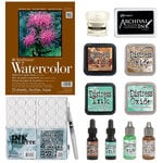 Ranger Ink - Tim Holtz - Distress Ink and Distress Oxides - Creativity Kit