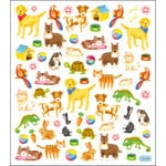 Sticker King - Cardstock Stickers with Foil Accents - Pets