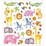 Sticker King - Cardstock Stickers - Wild Things