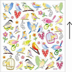 Sticker King - Clear Stickers - The Beauty of Birds