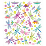Sticker King - Cardstock Stickers - Dragonflies
