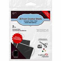 3L - 3D Foam Creative Sheets - Black - Thin