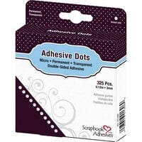 3L - Scrapbook Adhesives - Adhesive Dots - Micro