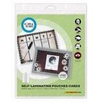 3L - Scrapbook Adhesives - Home and Hobby - Self Laminating Pouches - Cards - Large