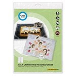 3L - Scrapbook Adhesives - Home and Hobby - Self Laminating Pouches - Cards - Extra Large