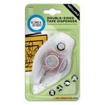 3L - Scrapbook Adhesives - Home and Hobby - Double Sided Tape Dispenser - Dots