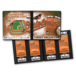That's My Ticket - Major League Baseball Collection - 8 x 8 Ticket Album - Baltimore Orioles