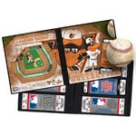 That's My Ticket - Major League Baseball Collection - Mascot Ticket Album - Baltimore Orioles - The Oriole Bird