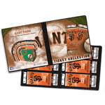 That's My Ticket - Major League Baseball Collection - 8 x 8 Ticket Album - San Francisco Giants