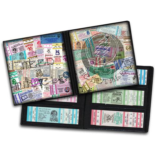 That's My Ticket - Concert Collection - Ticket Album - Grateful Dead