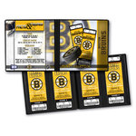 That's My Ticket - National Hockey League Collection - 8 x 8 Ticket Album - Boston Bruins
