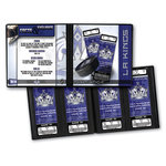 That's My Ticket - National Hockey League Collection - 8 x 8 Ticket Album - Los Angeles Kings