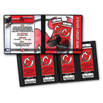 That's My Ticket - National Hockey League Collection - 8 x 8 Ticket Album - New Jersey Devils