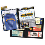 That's My Ticket - Ticket Album - Create Your Own Cover