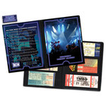 That's My Ticket - Concert Collection - 8 x 8 Ticket Album - Rock Cover