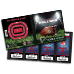 That's My Ticket - National Football League Collection - Ticket Album - Atlanta Falcons
