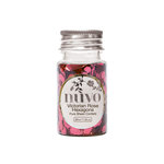 Tonic Studios - Nuvo Collection - Surprise Party - Pure Sheen Confetti - Victorian Rose Hexagons