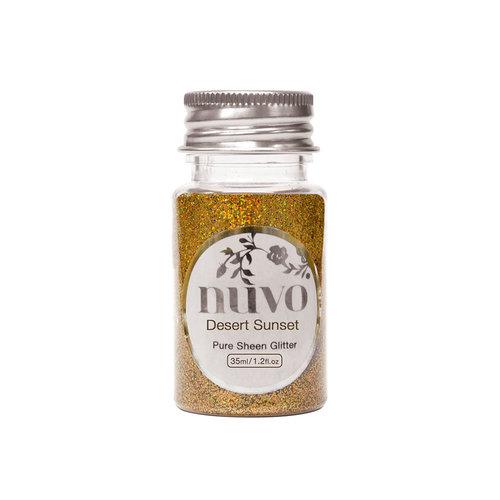 Nuvo - Arabian Nights Collection - Pure Sheen Glitter - Desert Sunset