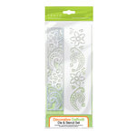 Tonic Studios - Double Detail Die and Stencil Set - Decorative Daffodil