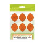 Tonic Studios - Everyday Stamp Set - Decorative Mini
