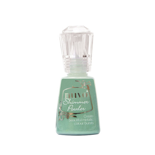 Nuvo - Shimmer Powder - Green Parade