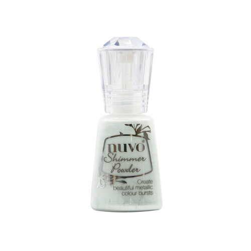 Nuvo - Rustic Rose Collection - Shimmer Powder - Fountain of Jade