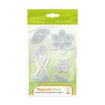 Tonic Studios - Beautiful Blooms Dies - Magnolia Blooms