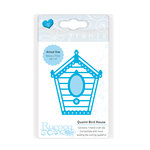 Tonic Studios - Home Collection - Rococo Petite Dies - Birdhouse