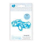 Tonic Studios - Male Collection - Rococo Petite Dies - Vintage Car