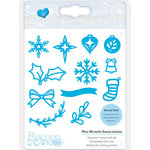 Tonic Studios - Rococo Christmas Dies - Mini Wreath Decorations