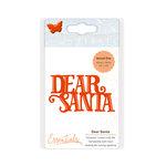 Tonic Studios - Dies - Christmas Miniature Moment - Dear Santa