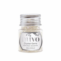 Nuvo - Pure Sheen Gemstones - Crystal Gems