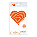 Tonic Studios Traditional Heart Layering Basic Dies